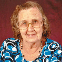 Myrtle  Faye Smock Cox