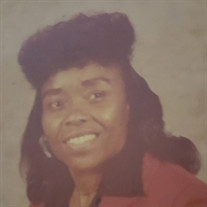 Mrs. Trudie Bell Washington