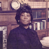 Mrs Rubye  Margaret Henderson
