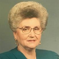 Mrs. Eva Mae Hays
