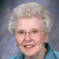 Valerie Babbitt Blisk