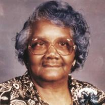 Mrs. Albertha Marie Jamerson