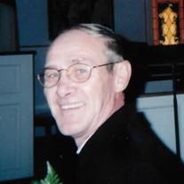 """Richard  D. """"Peanuts"""" Rostorfer"""