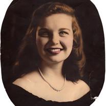 Mary Elizabeth Reeves