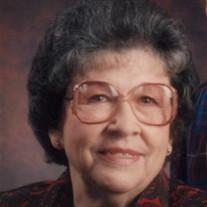 Lorene Jeanette Dillard