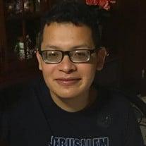 Jonathan Alexander Flores