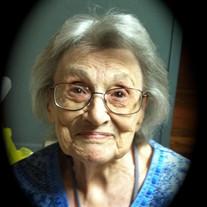 Mrs. Joyce Ritter Kimber