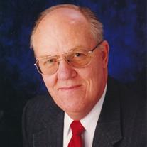 Reverend James Aaron Ramsay
