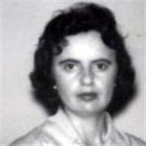"Margaret ""Connie"" Shirley"