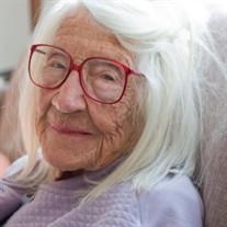 Nancy Lowe Rodden