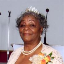 Mrs. Mary Kirk