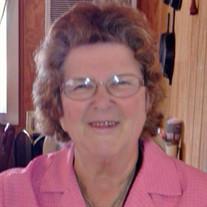 Mrs. Sara Mae Powell Crowe