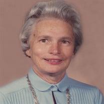 "Martha ""Ro"" McDaniel Harenberg"