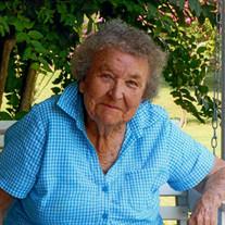 Margaret  Faye (Smith) McDougal