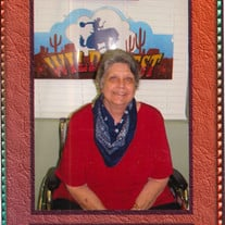 Iris  Beatrice Alderman