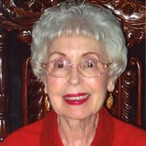 Mrs. Ardece Hartsell Sanders