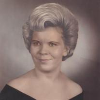 Patricia Sue (Varner) Cumbey