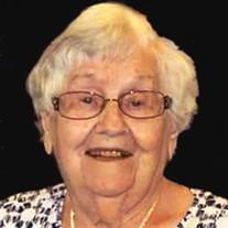 """Edna M. """"Katie"""" Lauer"""