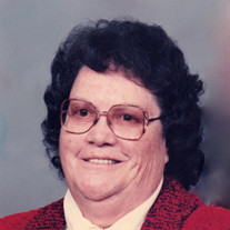 Betty June (Breckenridge)  Vannoy