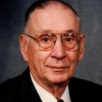 Elmer D Louth