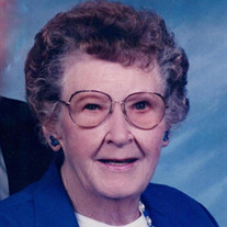 Florence Ruth (Anderson)  Louth