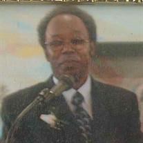 Rev. Thomas Moore