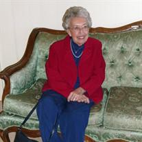 Frieda Belle Shaffer