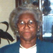 Mrs. Beatrice M. Jackson