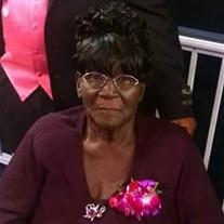 Mrs. Johnnie Mae Chance
