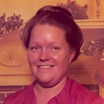 Mrs. Carolyn Diane Matthews Johnson