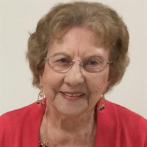 Josephine M. Gerstner