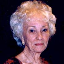 Betty Jean (Freitag) Anderson