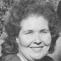 Geraldine Welch