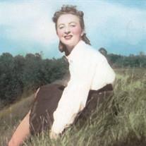 """Mrs. Eva Patricia """"Pat"""" Ross (nee Baker)"""