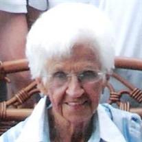 Martha Parkinson Mason