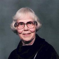 Beryl Lou Evans