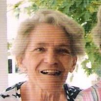 Margaret Syvilla Walter