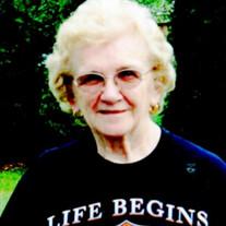 Dorothy Ann Thompson