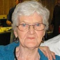 "Virginia Louise ""MeMaw"" Mustain"