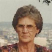 """Dorothy """"Gran"""" Curtsinger Caldwell"""