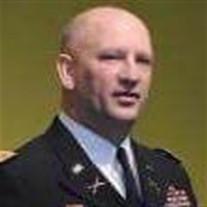 Major  Glenn Alan Colby Sr