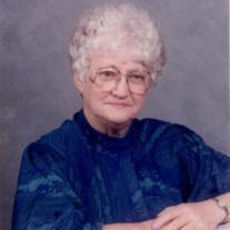 Frances Lee Vaughan