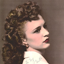 Mrs. Mary J. (Pastorella) Polera