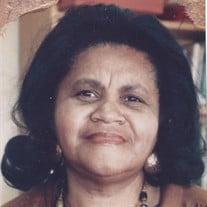 Shirley Deloris Miller Garrett
