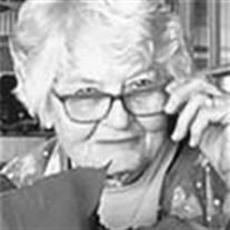 "Helen Edith ""Min"" Kendall-Harris"