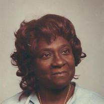 Maudie Ruth Williams