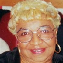 Mrs. Olive Jean Bush
