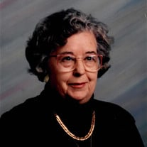 Edith M. Morgan