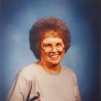 Betty Jean  Jernigan