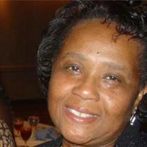 Mrs Irma Lorraine Jackson